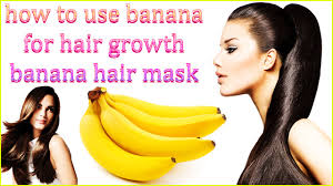 banana for hair how to use banana for hair growth banana hair mask