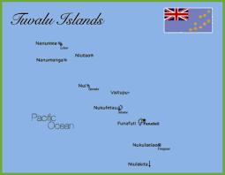 map of tuvalu tuvalu maps maps of tuvalu