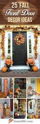 thanksgiving front door decorations 25 best fall front door decor ideas and designs for 2017