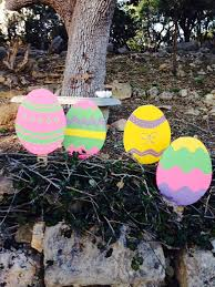 Wood Yard Decorations For Easter by 49 Best Yard Ideas Images On Pinterest Easter Crafts Easter