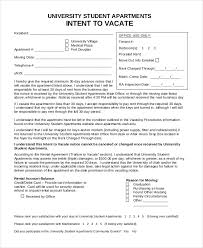 notice to vacate form 9 free word pdf documents download