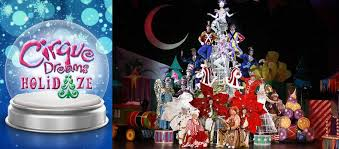 cirque dreams holidaze grand ole opry house nashville tn