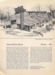 vintage home plans modern mid century house plans huge antique alter ego home design
