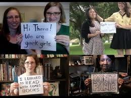 Fake Geek Girl Meme - idiot nerd girl know your meme