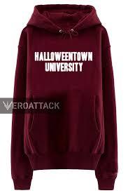 university maroon color hoodies