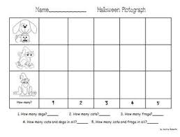 halloween pictograph graphing activity by donna roberts tpt