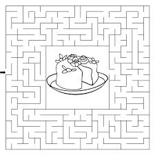 photos fun maze games printable games resource