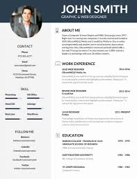 attractive resume templates 50 beautiful photos of most attractive resume format resume sle