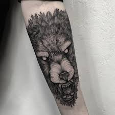 tattoo wolf arm tattoo tattoo for men blackwork