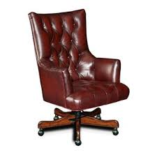 Red Leather Office Chair Genuine Leather Office Chairs You U0027ll Love Wayfair