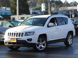 white and blue jeep 2014 jeep compass utility 4d latitude 2wd specs and performance