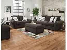 Loveseat Ottoman Corinthian Living Room Othello Sofa Chair And Ottoman