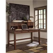 ashley furniture writing desk 44 ashley furniture woodboro brown home office desk