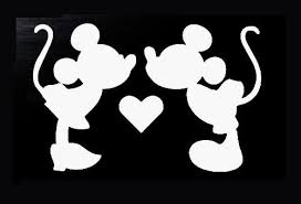 mickey mouse car decal amazon