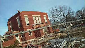 Morton Homes by Demolition Of Morton Apostolic Christian Church Youtube