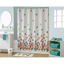 butterfly bathroom decor from kmart curtain is 15 gram u0027s