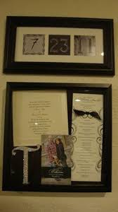 in memory of wedding program the 25 best wedding memory box ideas on wedding