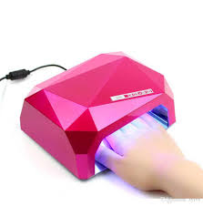 36w powerful uv lamp led light nail curing dryer art gel nail