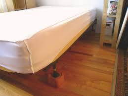 Bed Risers For Metal Frame Bed Frame Bed Risers Bed Riser 31 Diy Bed Riser Metal Bed