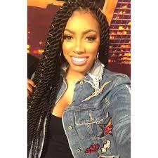wigs by porsha kim who see 50cynt aka cynthia bailey reclaim this braided style