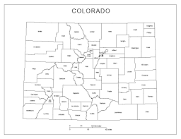 Usa Labeled Map by Colorado Labeled Map