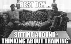 Gym Rest Day Meme - the truth about rest days climbing pinterest gain gym and
