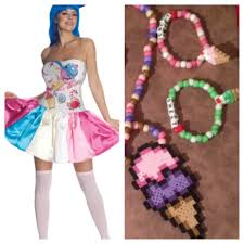 halloween costume u0026 club kandi match sweet ice cream edmoholics