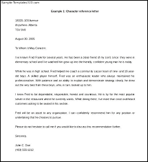 personal reference letter sample writing plea leniency letter