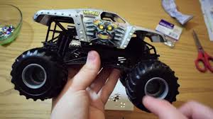 monster jam diecast trucks wheels monster truck max d bedazzled how to customize 1 24