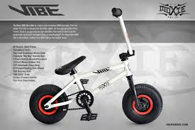 the vibe moxie mini bmx bike