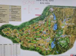 map us open erin site of the 2017 u s open is truly a spectacular