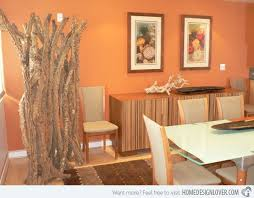 The  Best Orange Dining Room Ideas On Pinterest Orange Dining - Dining room walls