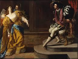 artemisia gentileschi esther before ahasuerus the met