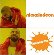 Meme Drake - hotline bling drake meme nickelodeon logo by mrnintendonerd24 on