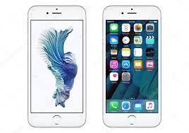 Conhecido Branco Apple iphone 6s com ios 9 e papel de parede dinâmico  @OA31