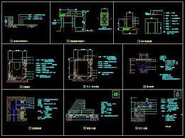 autocad architektur 84 besten autocad bilder auf architektur zeichnungen