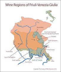 Italy Wine Regions Map by Swe Wine Map 2015 U2013 Italy Friuli Venezia Giulia U2013 Wine Wit And