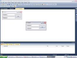 design web form in visual studio 2010 how to make a login form in visual basics 2010