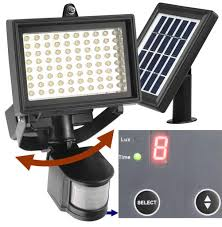 Best Outdoor Solar Led Lights by Robust Solar 80 Led Outdoor Solar Motion Light Digitally
