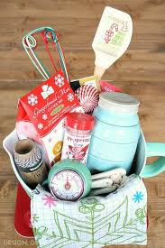 baking gift basket how to create the gift basket free printable gift