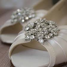 gray wedding shoes ivory kitten heel wedge wedding shoes with classic cluster ellie