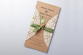 Rustic Invitations Freckled Feather Handmade Rustic U0026 Vintage Wedding Invitations