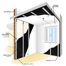 isoler phoniquement une chambre isolation phonique des murs interieurs isoler phoniquement une
