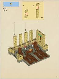 lego hogwarts castle instructions 4842 harry potter