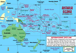 American Samoa Map Australia And Oceania Thinglink