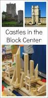 engineering projects for kids castles in the block center