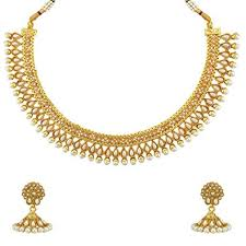 jewelry indian necklace images Adiva indian necklace kundan jewellery indian jewellery sets for jpg