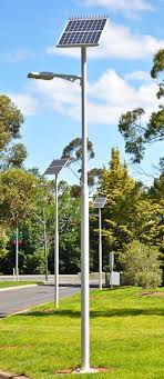 how do street lights work how does the grid tied solar lights work