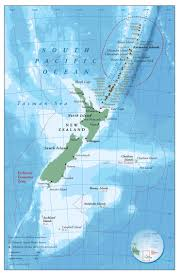 New Zealand On Map Kermadecs Voyage 2 The Mystery Of The Floating Pumice