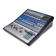 Sound Desk Presonus Studiolive 16 4 2 Performance Recording Digital Mixing
